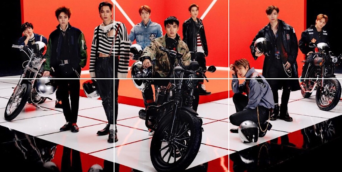 Exo Up The Tempo With Their New Comeback The Daily Vox