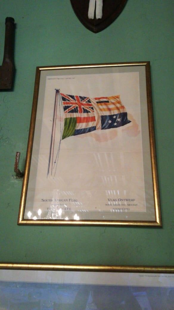 apartheid flag, quentin's