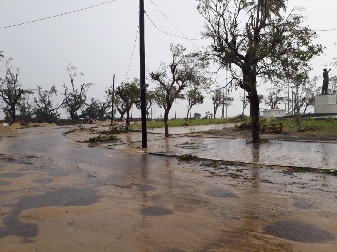 Cyclone Idai: Tough Press Laws Hinder Reporting From Mozambique