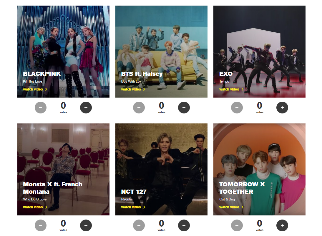 VMAs: K-pop Category Is No 'Win' For Music Diversity - The